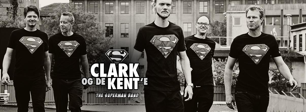 CLARK og de KENTe