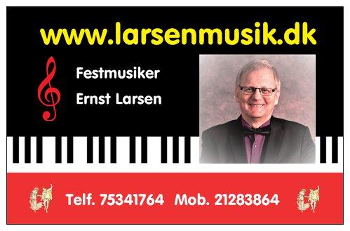 Ernst Larsen